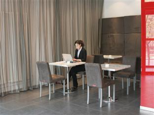 오렌지 호텔 베이징 아시아 게임 빌리지 북경/베이징 - 커피숍/카페