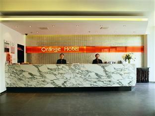 오렌지 호텔 베이징 아시아 게임 빌리지 북경/베이징 - 리셉션