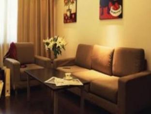 오렌지 호텔 베이징 아시아 게임 빌리지 북경/베이징 - 호텔 인테리어