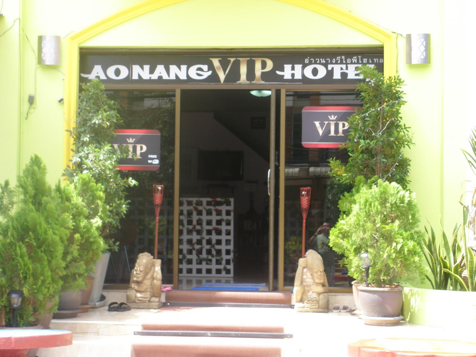 Hotell Ao Nang VIP Hotel i , Krabi. Klicka för att läsa mer och skicka bokningsförfrågan