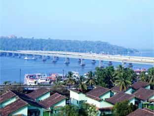 Hotel Rose Valley Marigold Pohjois-Goa - Näkymä