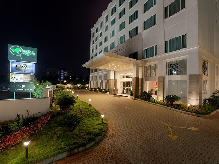 Radha Regent - Hotel and accommodation in India in Bengaluru / Bangalore
