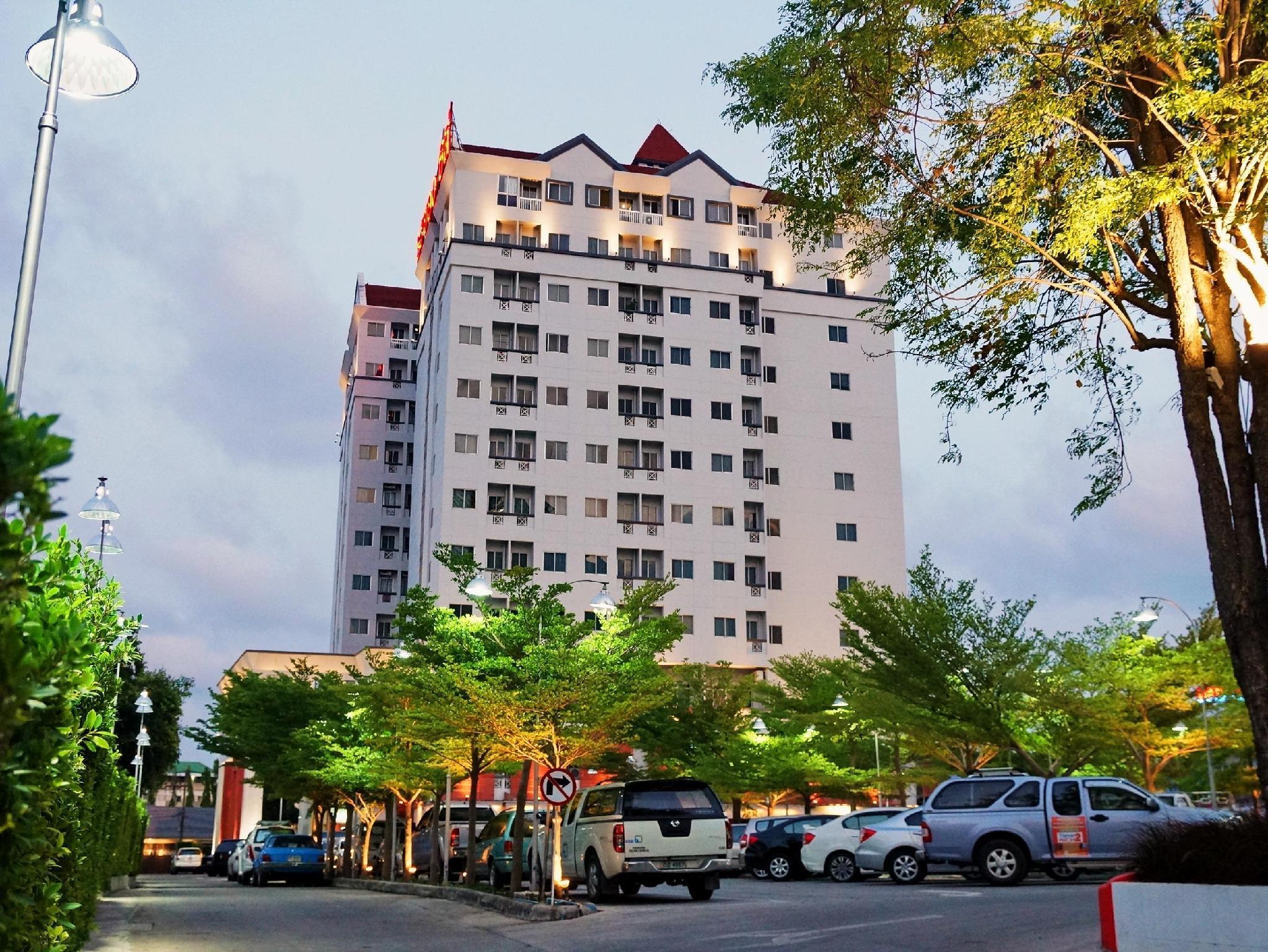 โรงแรม ระยองซิตี้