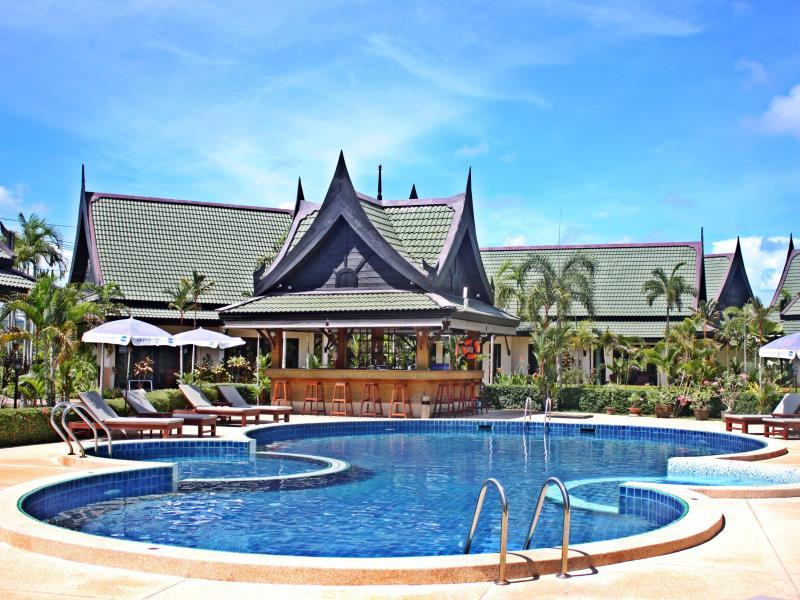 Airport Resort & Spa Phuket - Utsiden av hotellet