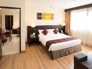 Lohas Suites Sukhumvit by Superhotel Japan Bangkok - Gästezimmer