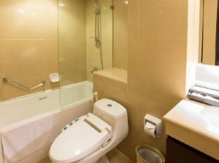 Lohas Suites Sukhumvit by Superhotel Japan Bangkok - Badezimmer