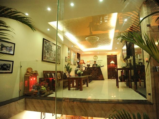 Finnegans Hotel - Hotell och Boende i Vietnam , Hanoi