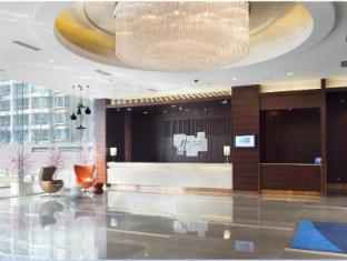 Holiday Inn Express Beijing Dongzhimen Beijing - Lobby