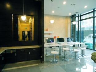 Holiday Inn Express Beijing Dongzhimen Beijing - Business Center