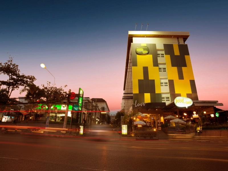 Baiyoke Ciao Hotel - Hotels and Accommodation in Thailand, Asia