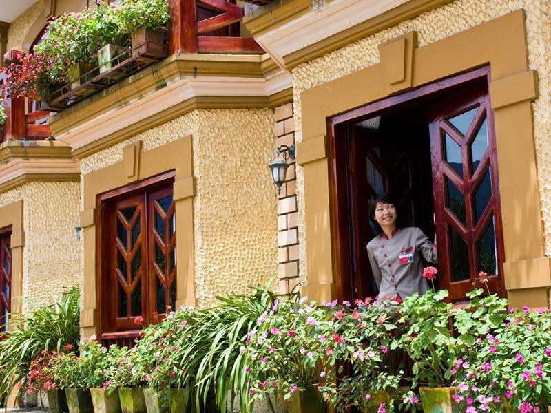 Hotell Chau Long Sapa I Hotel