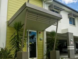 Gordon Motor Inn Brisbane - Reception & Motel Entrance