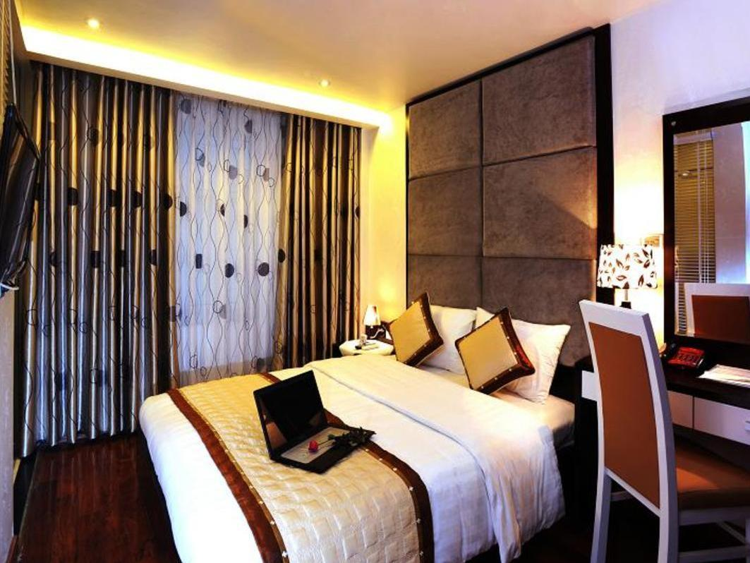 Hanoi Victory Hotel - Hotell och Boende i Vietnam , Hanoi