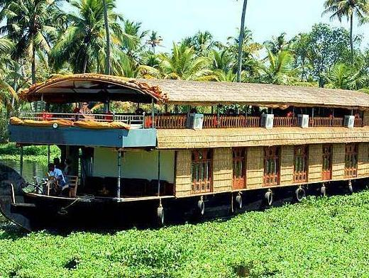 JCT Houseboats - Hotell och Boende i Indien i Kumarakom