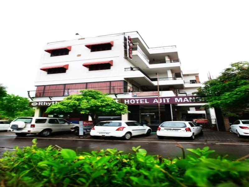 Hotel Ajit Mansion - Hotell och Boende i Indien i Jodhpur