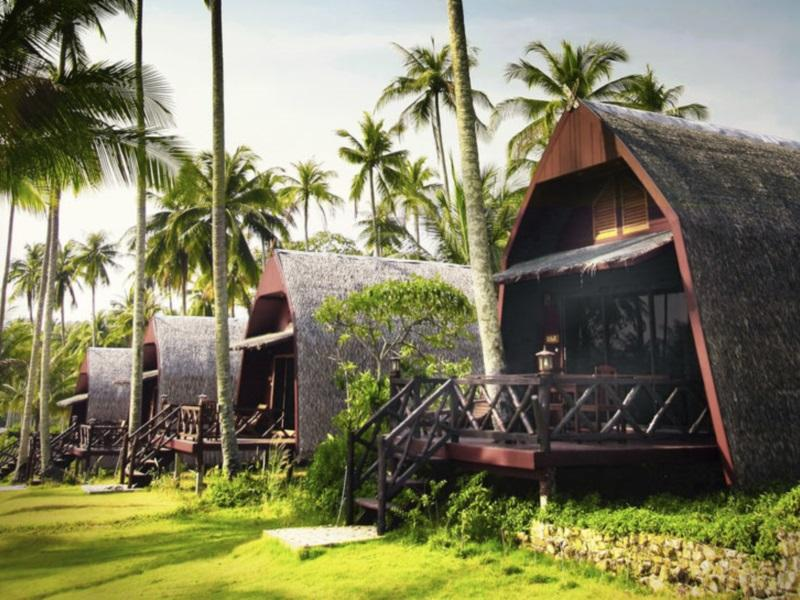Koh Kood Beach Resort - Hotels and Accommodation in Thailand, Asia