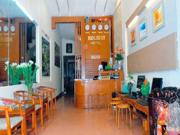 Hanoi Holiday Silver Hotel - Hotell och Boende i Vietnam , Hanoi