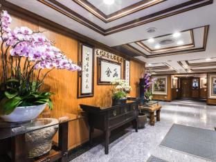 Hansome Business Hotel Taipei
