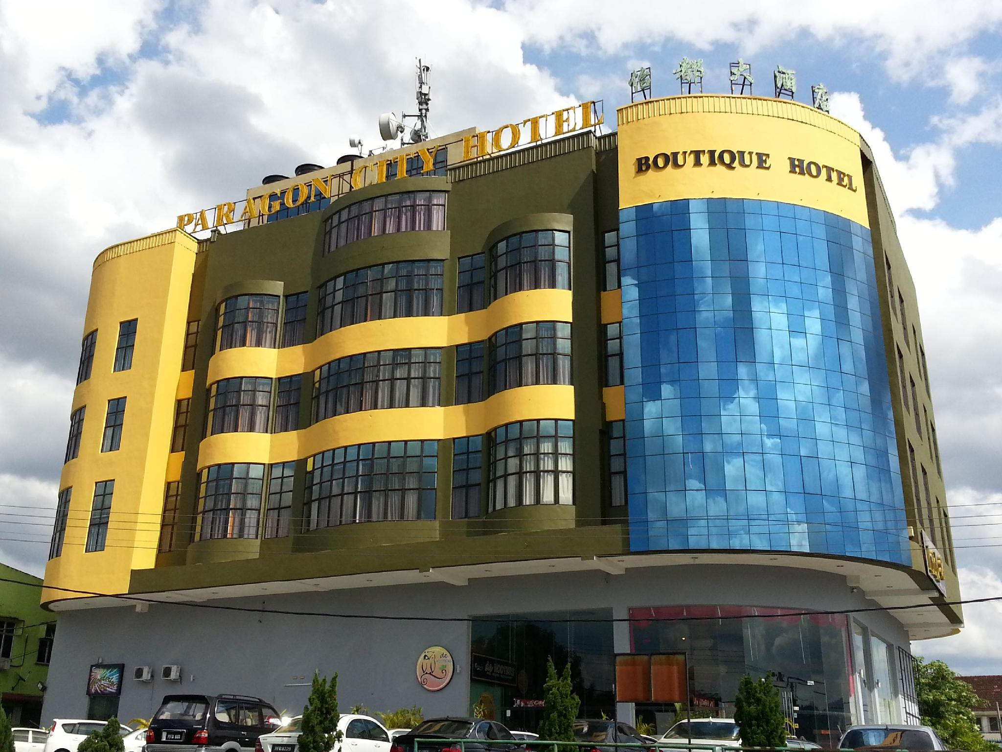 Paragon City Hotel - Hotels and Accommodation in Malaysia, Asia