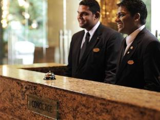 Prince Serviced Apartment Kuala Lumpur Kuala Lumpur - Concierge Counter