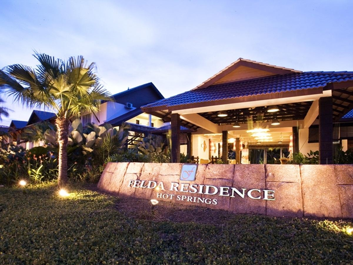 Felda Residence Hot Spring - Hotels and Accommodation in Malaysia, Asia
