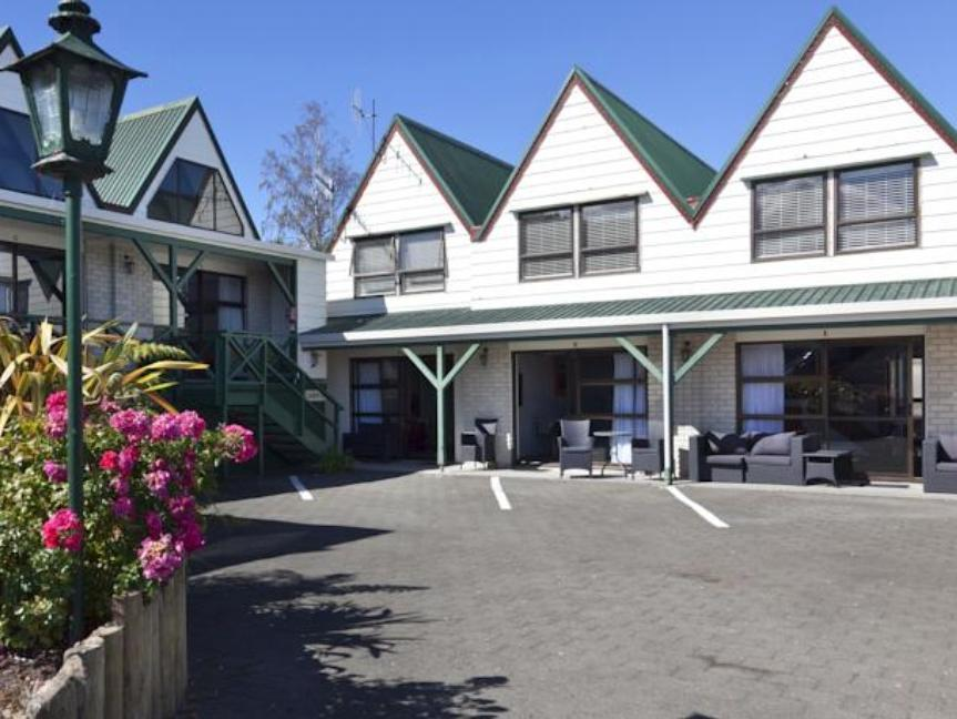 Gables Lakefront Motel - Hotels and Accommodation in New Zealand, Pacific Ocean And Australia