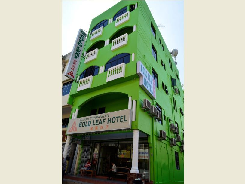 Gold Leaf Hotel - Hotels and Accommodation in Malaysia, Asia