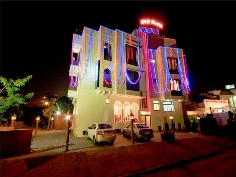 Hotel Maya Niwas - Hotell och Boende i Indien i Jaipur