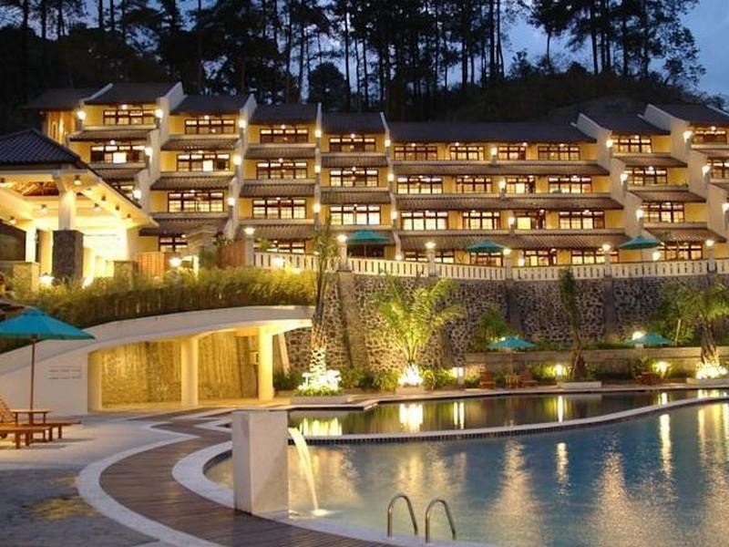 Hotell Pines Garden Resort