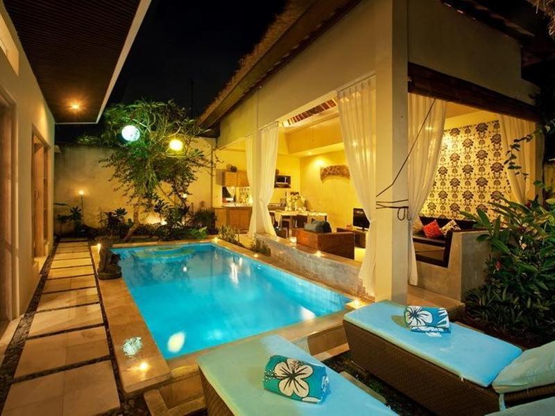Hotell Enigma Bali Villas
