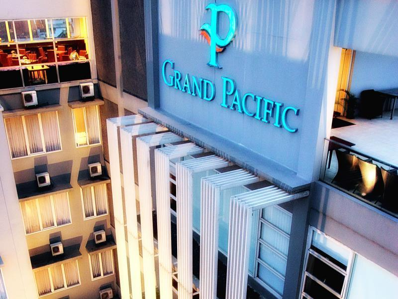 Grand Pacific Hotel - Hotels and Accommodation in Indonesia, Asia