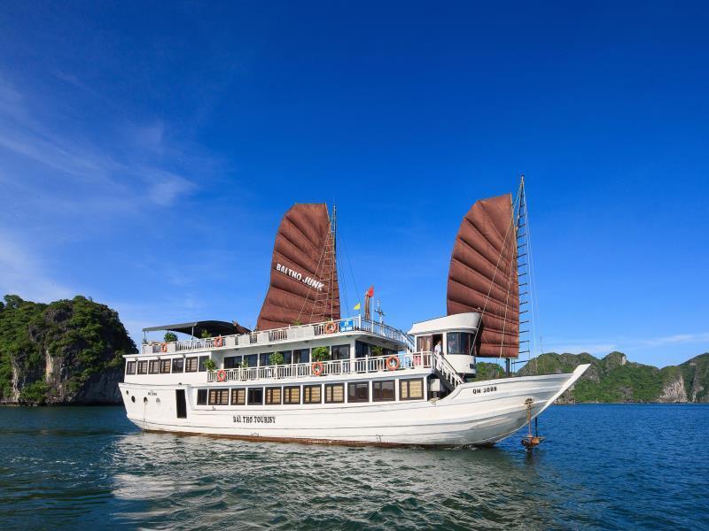 Halong Bai Tho Junks - Hotell och Boende i Vietnam , Halong