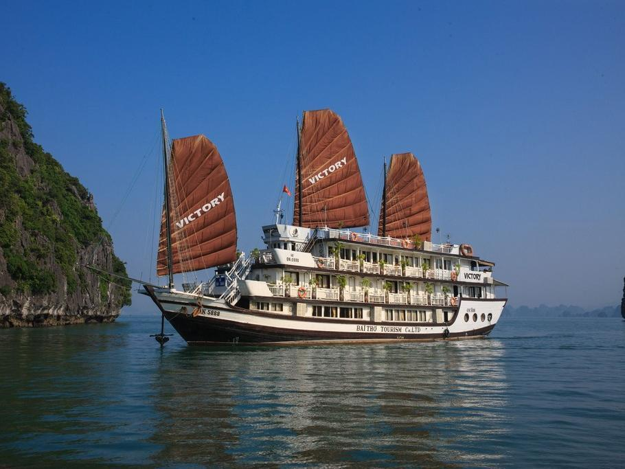 Hotell Halong Victory Cruise