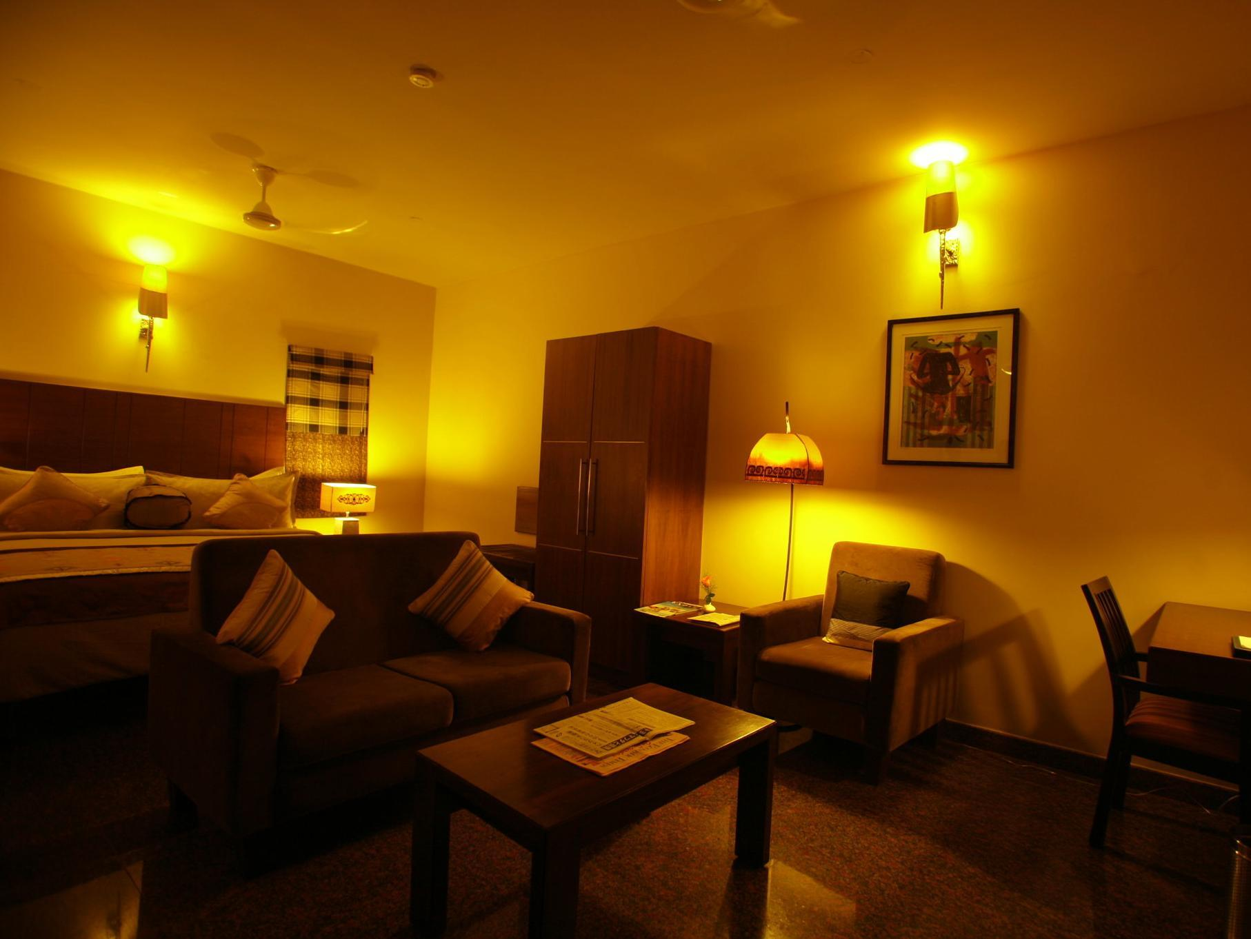 Justa The Residence MG Road - Hotell och Boende i Indien i Bengaluru / Bangalore
