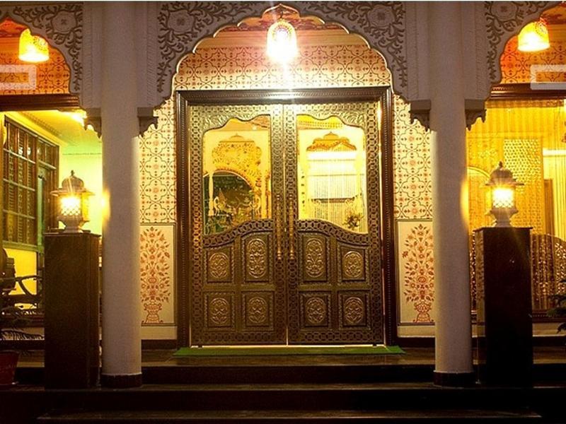 Nahargarh Haveli Hotel - Hotell och Boende i Indien i Jaipur