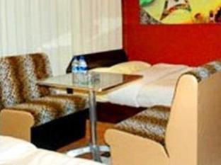 Nemo Inn Kuching - Hotellet från insidan