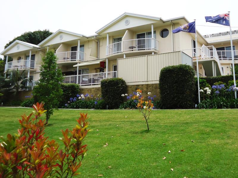 Aston Hill Motor Lodge - Hotell och Boende i Australien , Port Macquarie