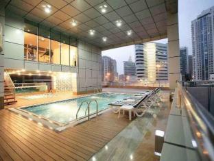 Gulf Oasis Hotel Apartments Dubai - Swimming Pool