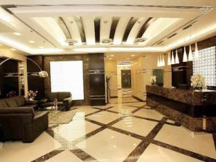 Gulf Oasis Hotel Apartments Dubai - Lobby
