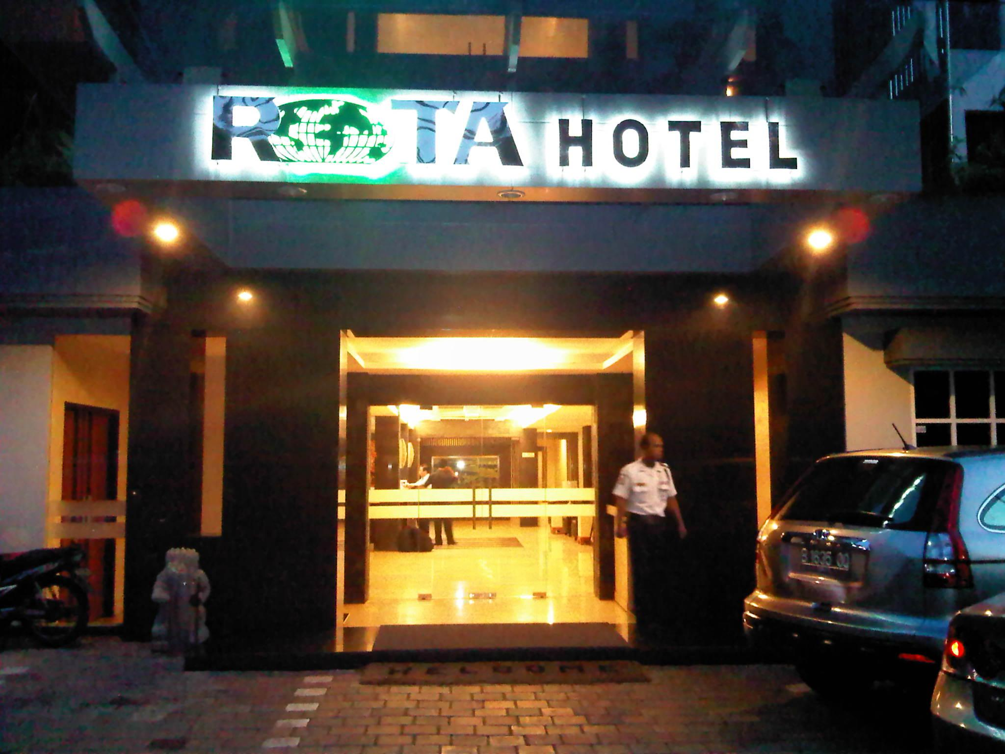Rota Hotel - Hotels and Accommodation in Indonesia, Asia