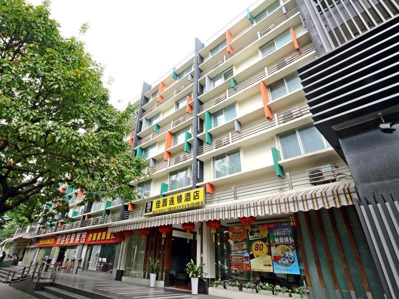 Hotell 4th Zhongshan Road Garden Inn
