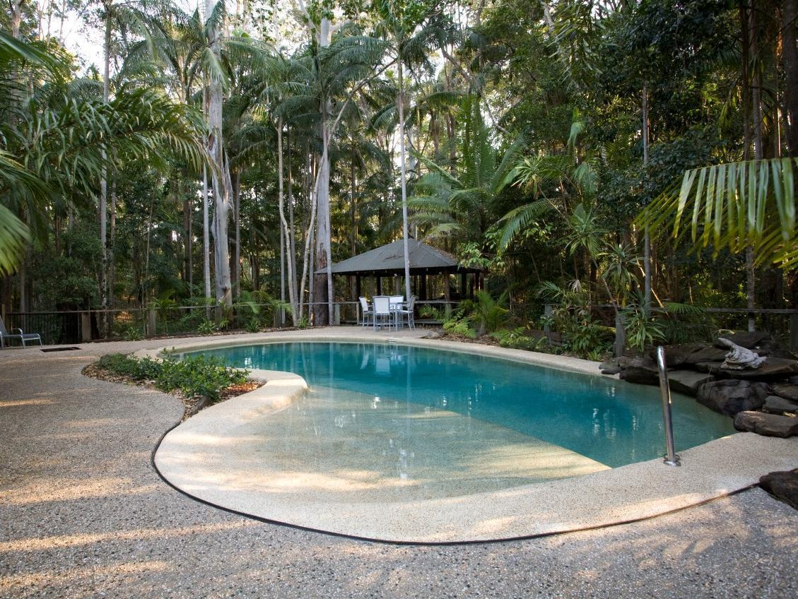 Amore on Buderim Rainforest Cabins - Hotell och Boende i Australien , Sunshine Coast