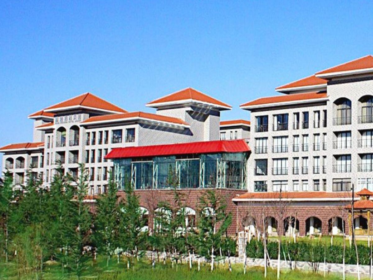 Dongying Blue Horizon Intenational Hotel Dongying