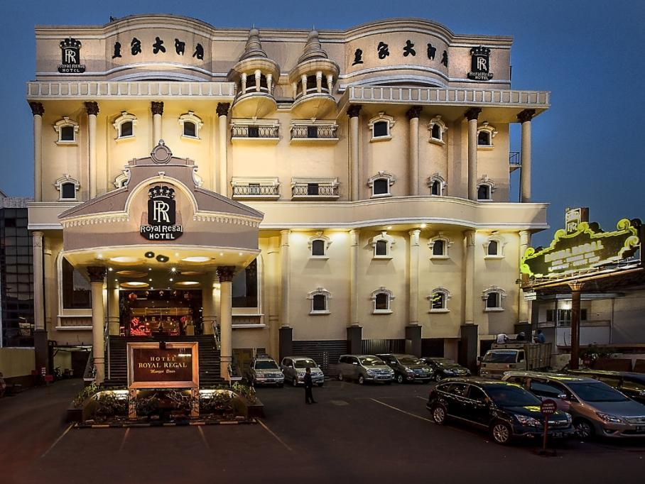 Royal Regal Hotel - Hotels and Accommodation in Indonesia, Asia