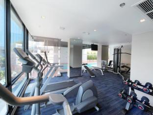 Vic3 Bangkok Bangkok - Fitness Room