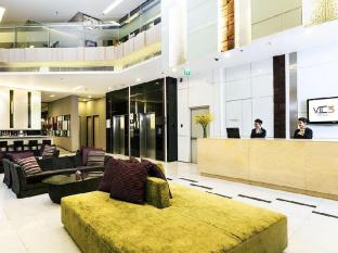 Vic3 Bangkok Bangkok - Reception
