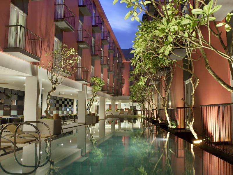Hotell Amaris Legian Hotel by Santika