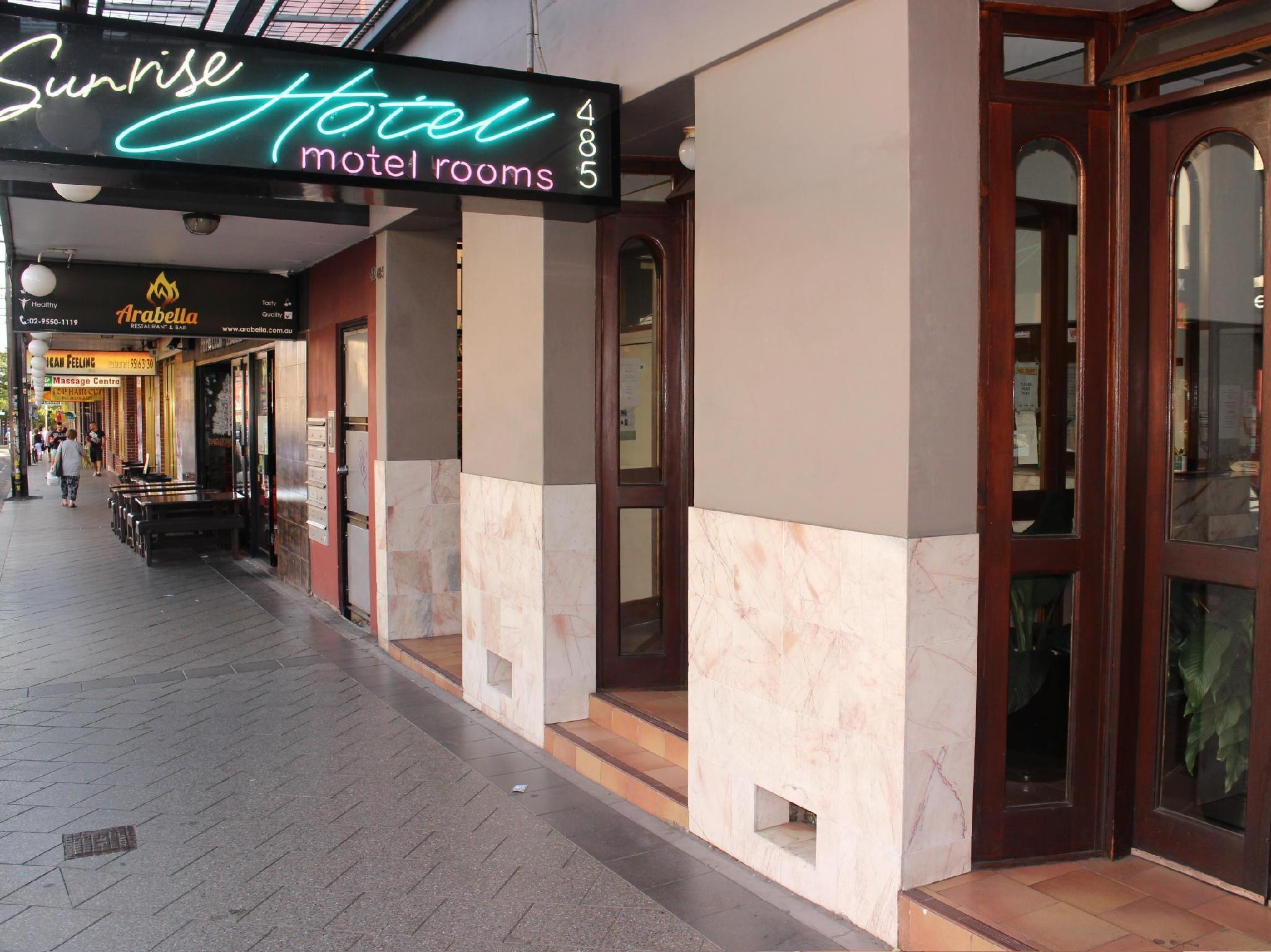 Australian Sunrise Lodge - Hotell och Boende i Australien , Sydney