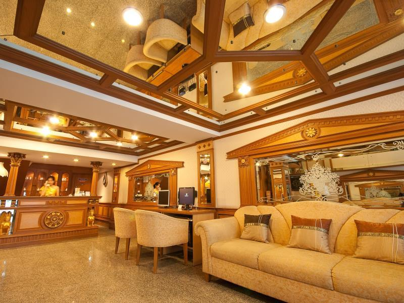 Golden House - Hotels and Accommodation in Thailand, Asia