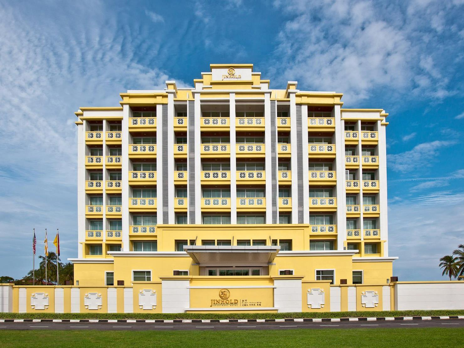 Jinhold Apartment Hotel - Hotels and Accommodation in Malaysia, Asia